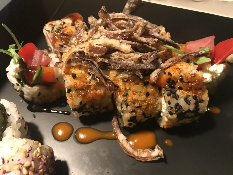 Erfahrung Bewertung Kritik Takeshi Bochum Usamaki Spicy Roll Foodblog Sternestulle