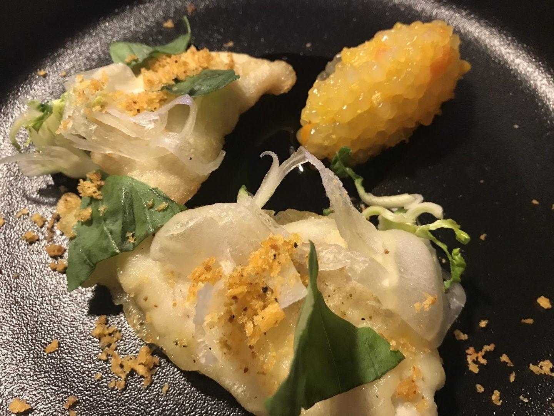Erfahrung Bewertung Kritik Fu Kin Great by Tim Raue Crispy Fisch Foodblog Sternestulle
