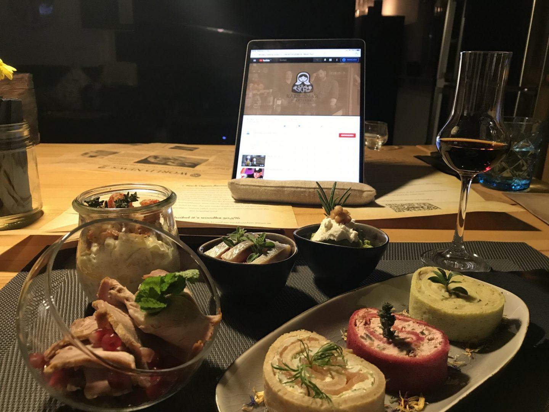 Erfahrung Bewertung Kritik Katjushas Foodwerk Unortho(d)box Wodka Vodka Foodblog Sternestulle