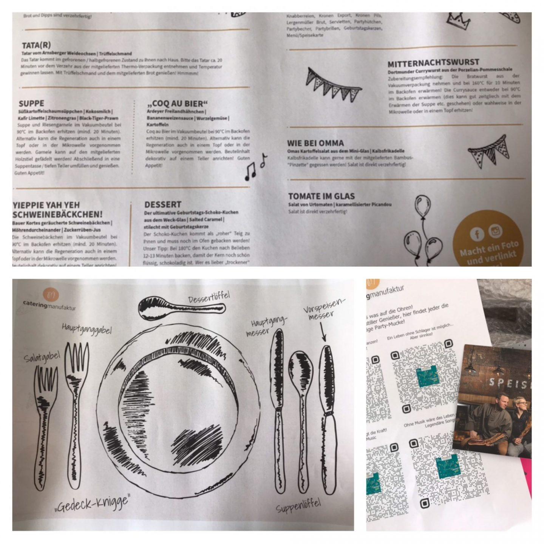 Erfahrung Bewertung Kritik Cateringmanufaktur Dortmund Börsday Box Foodblog Sternestulle