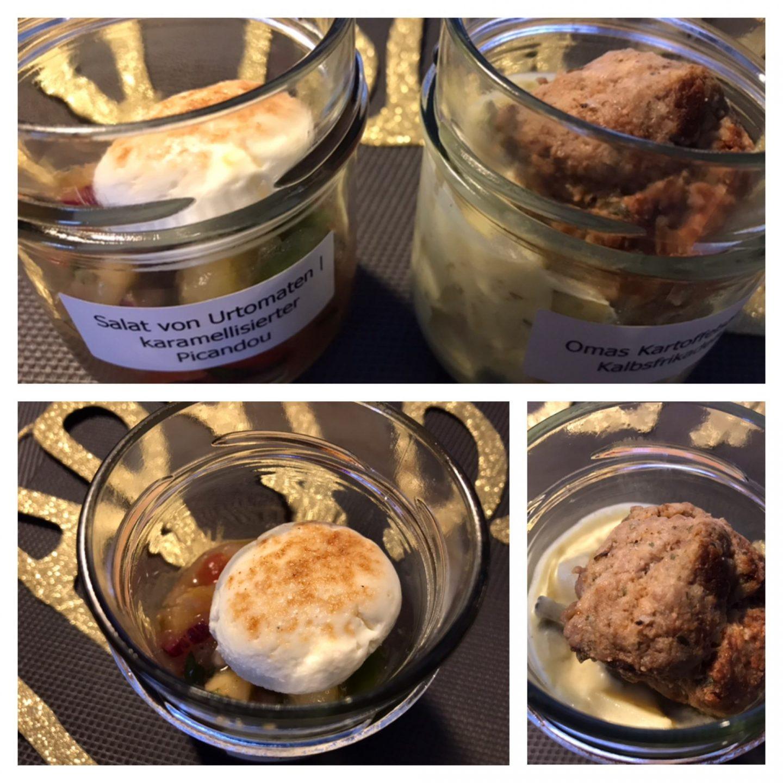 Erfahrung Bewertung Kritik Cateringmanufaktur Dortmund Börsday Box Kartoffelsalat Frikadelle Tomatensalat Picandou Foodblog Sternestulle