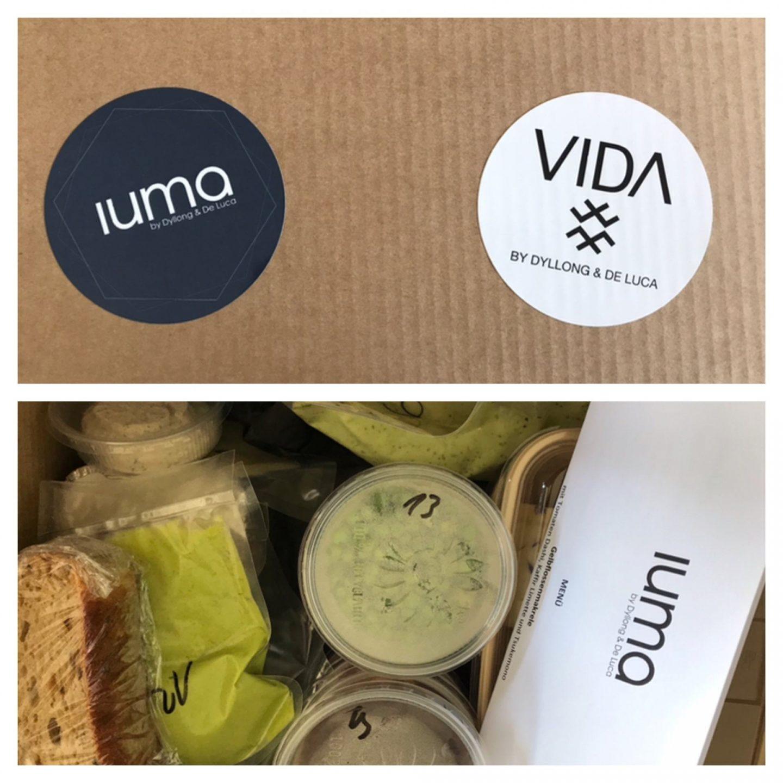 Erfahrung Bewertung Kritik Weekend Box VIDA IUMA Foodblog Sternestulle