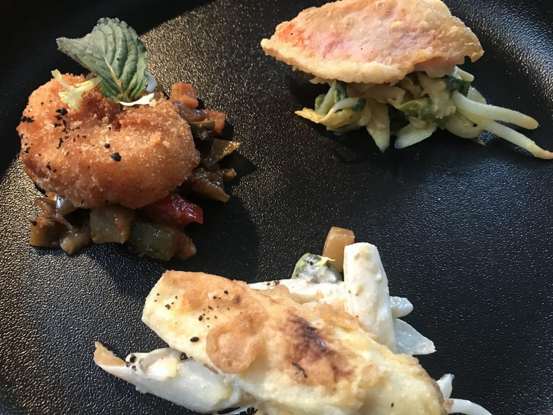 Erfahrung Bewertung Kritik Spargel Tapas Hackbarth´s Oberhausen Foodblog Sternestulle