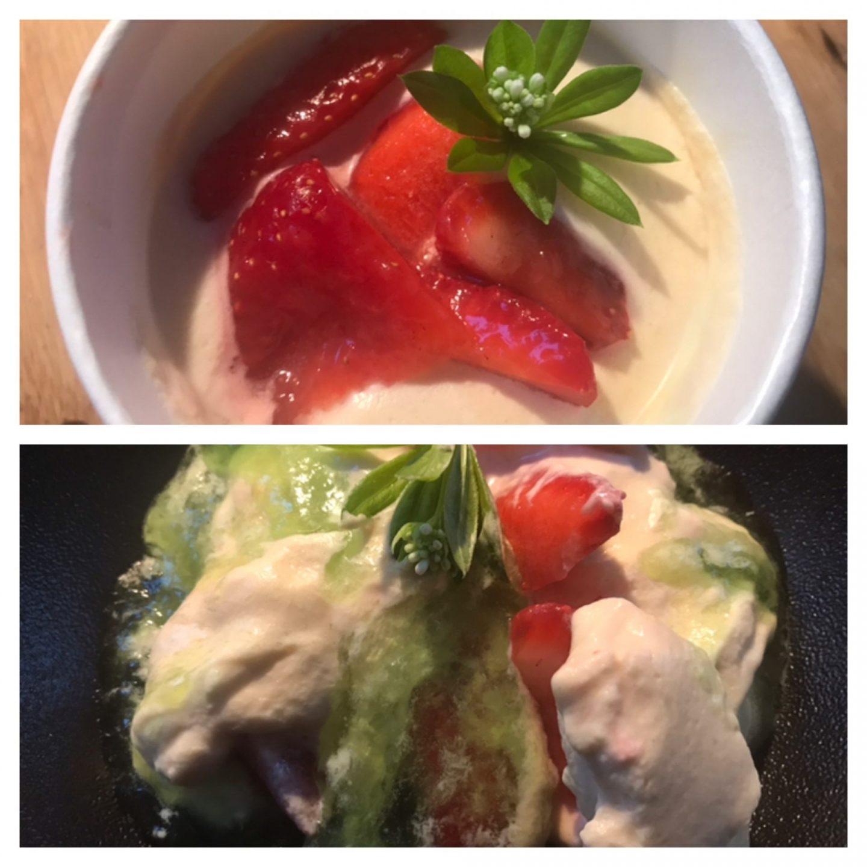 Erfahrung Bewertung Kritik Spargel Tapas Dessert Hackbarth´s Oberhausen Foodblog Sternestulle