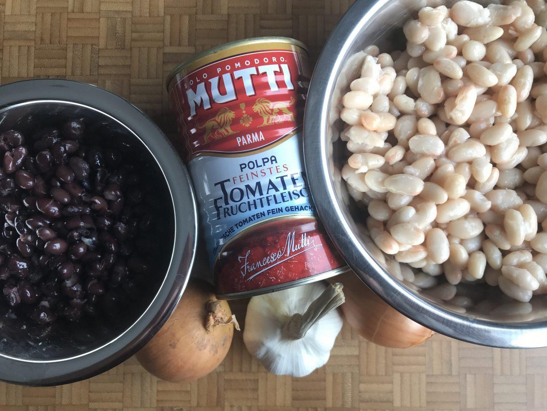 Rezept Rezeptidee Portugiesische Bohnensuppe Foodblog Sternestulle