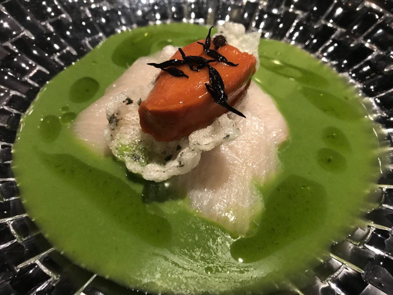 Erfahrung Bewertung Kritik Tim`s Kitchen Fürth Hamachi Gurkensud Tomateneis Foodblog Sternestulle