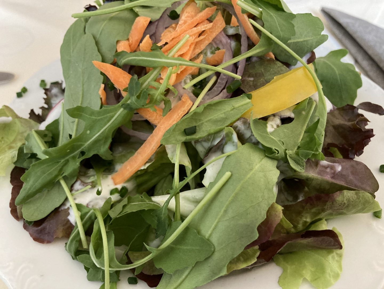Erfahrung Bewertung Kritik Gasthof Zum Bräu Kinding Enkering Beilagensalat Foodblog Sternestulle